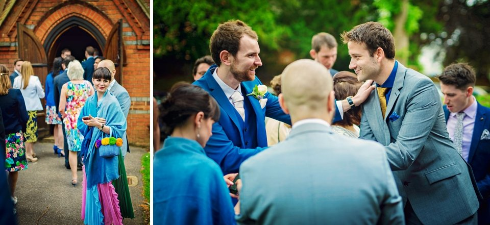 Hillfields Farm Wedding Photographer - GK Photography_0013