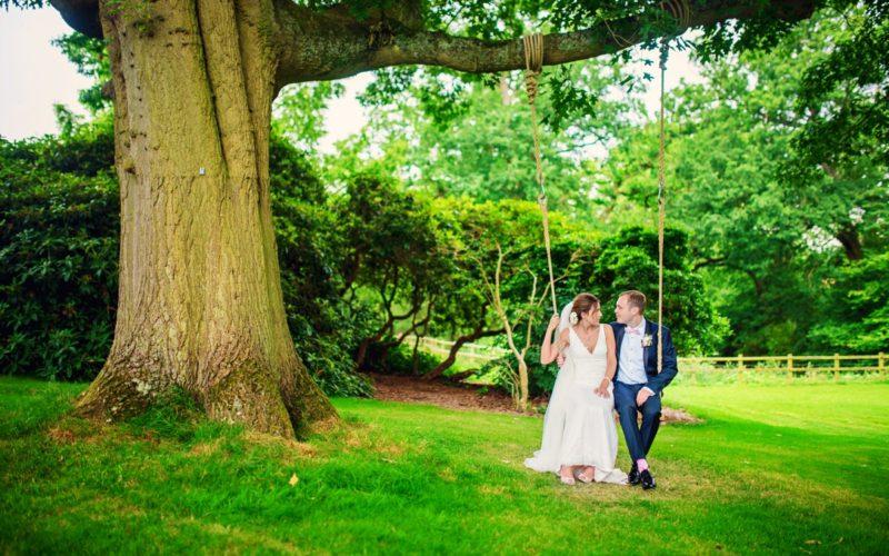 Phil and Rebecca / Berkshire Wedding Photographer