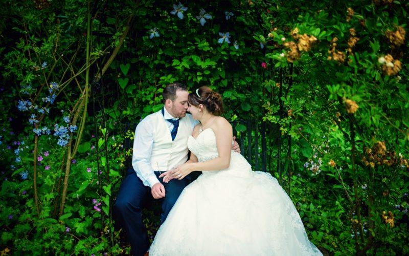 Andrew and Joanne / Statham Lodge Wedding Photographer