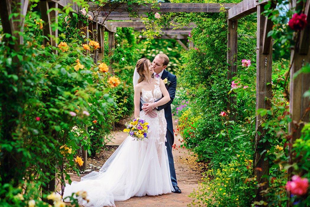 Pembroke Lodge Wedding - David and Valerie - GK Photography