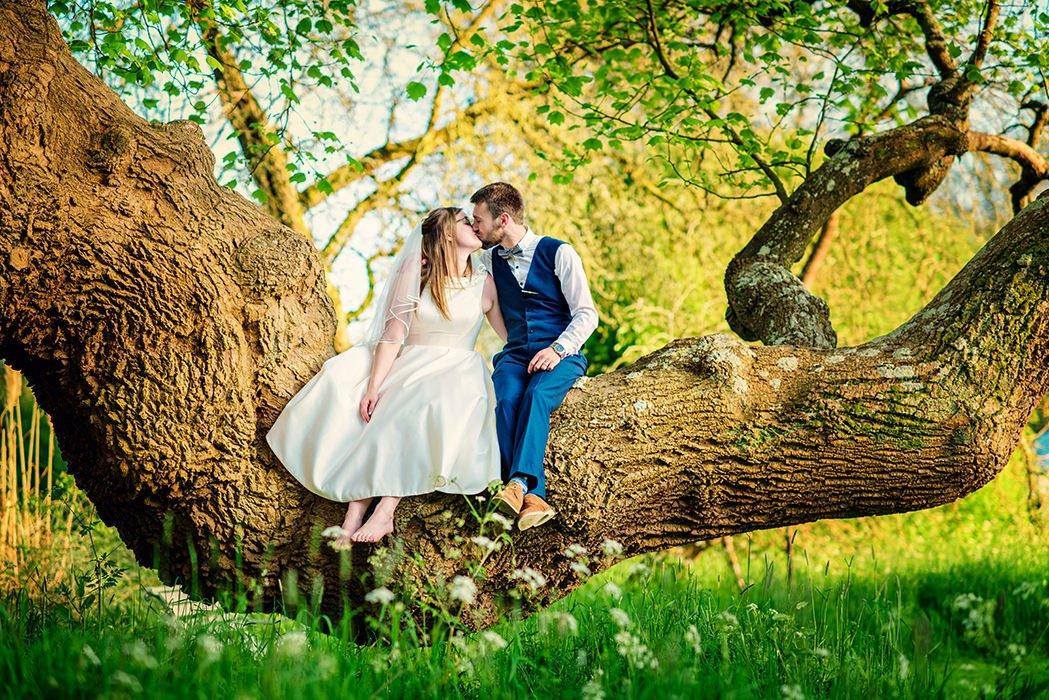 Dean's Court Wedding Photogarpher