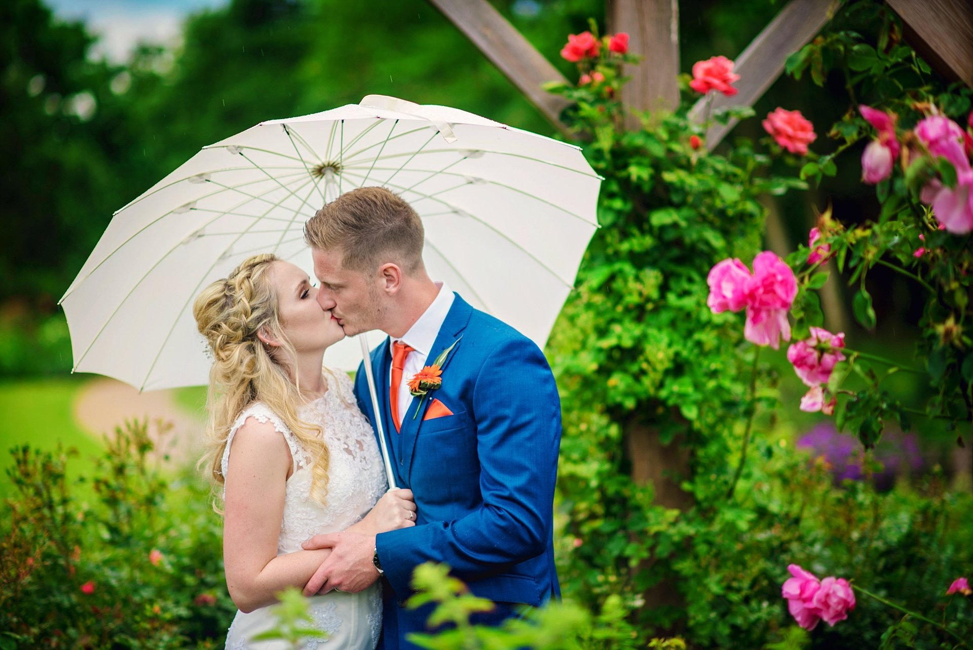 richmon park wedding photographer