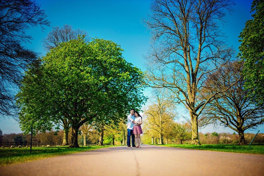 Oxfordshire Engagement Photographer
