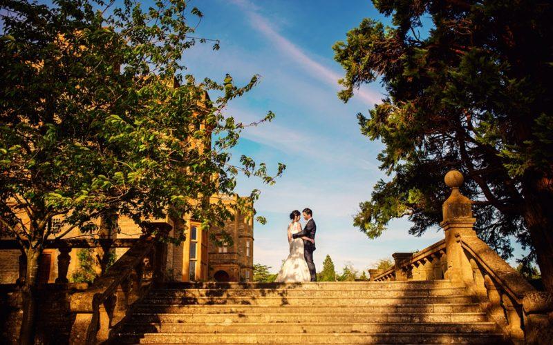 C+E / EynshamHall Wedding Photography