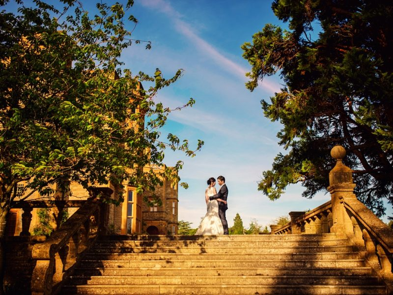 C+E / Eynsham Hall Wedding Photography
