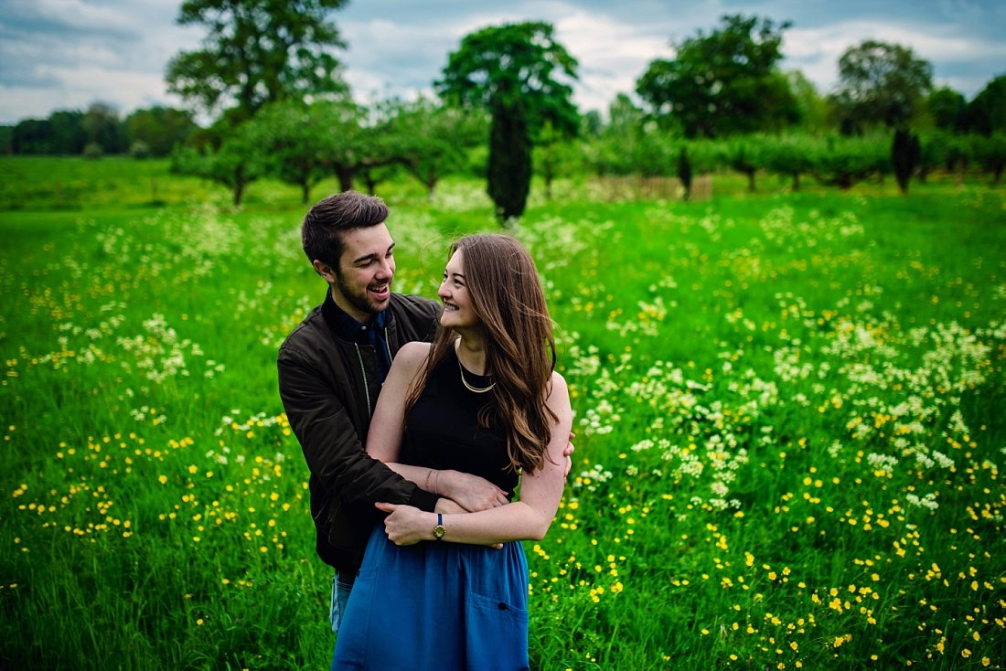 Oxfordshire Wedding Photographer-Engagement