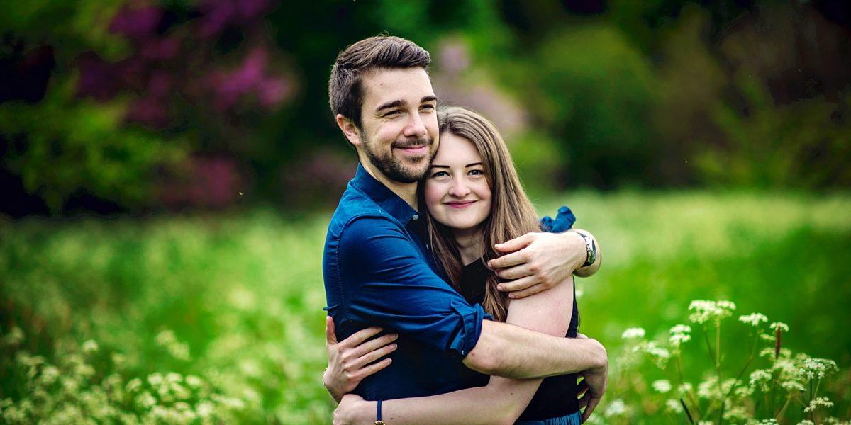 Oxfordshire Wedding Photographer- Engagement