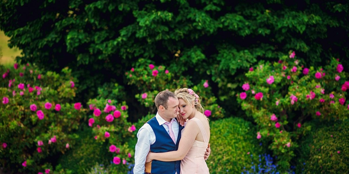 J + K / Upwaltham Barns Wedding Photography