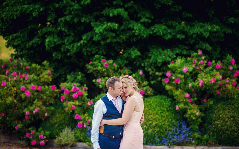 J + K / Upwaltham Barns Wedding Photography