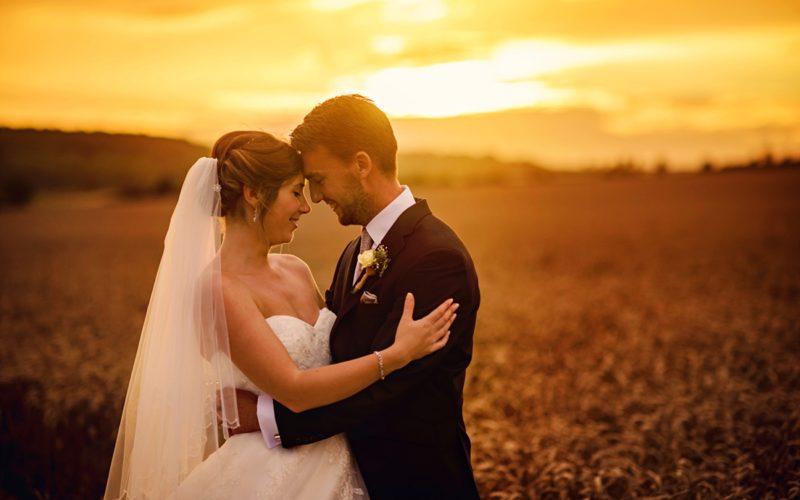 C+F / Long Furlong Barn Wedding Photographer
