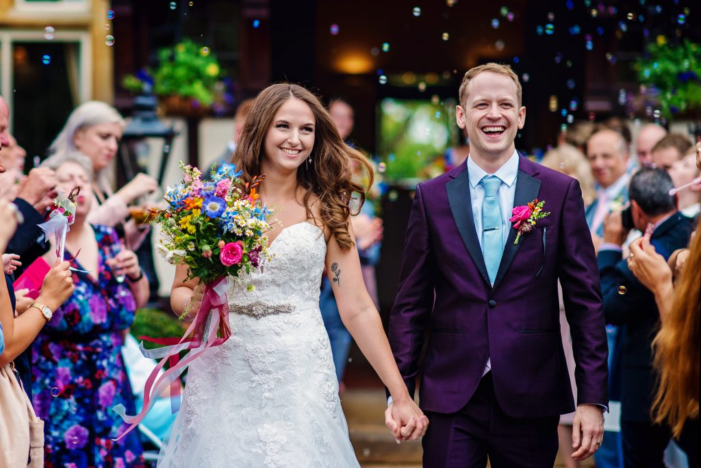 Hampshire Wedding Photographer - GK Photography