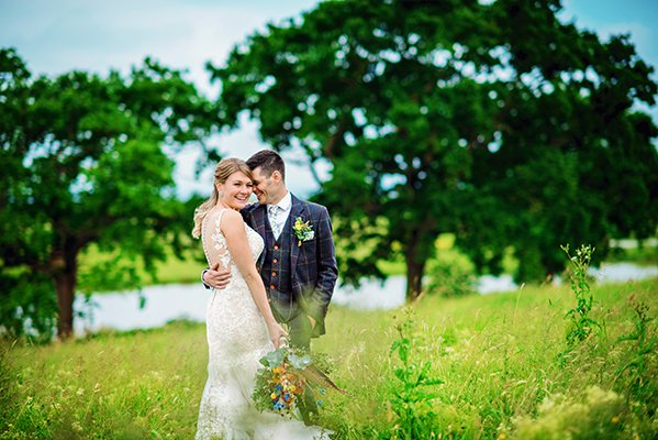 Elmley Nature Reserve Wedding Photographer
