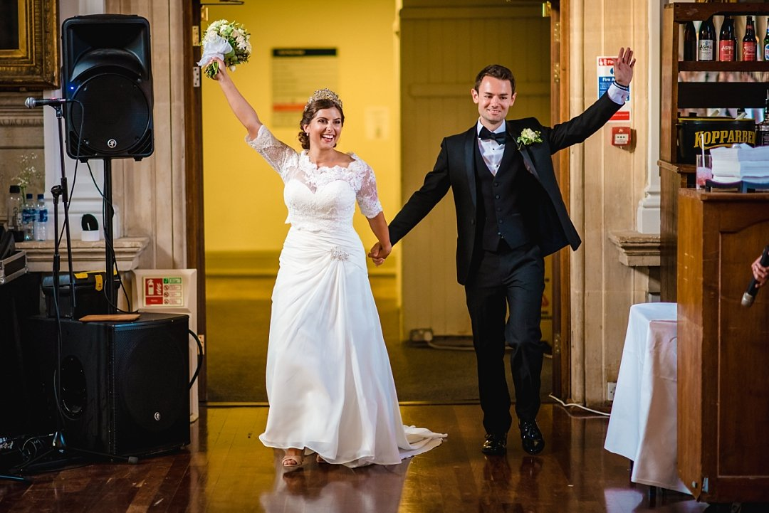 Royal Holloway Wedding / M+R - GK PHOTOGRAPHY