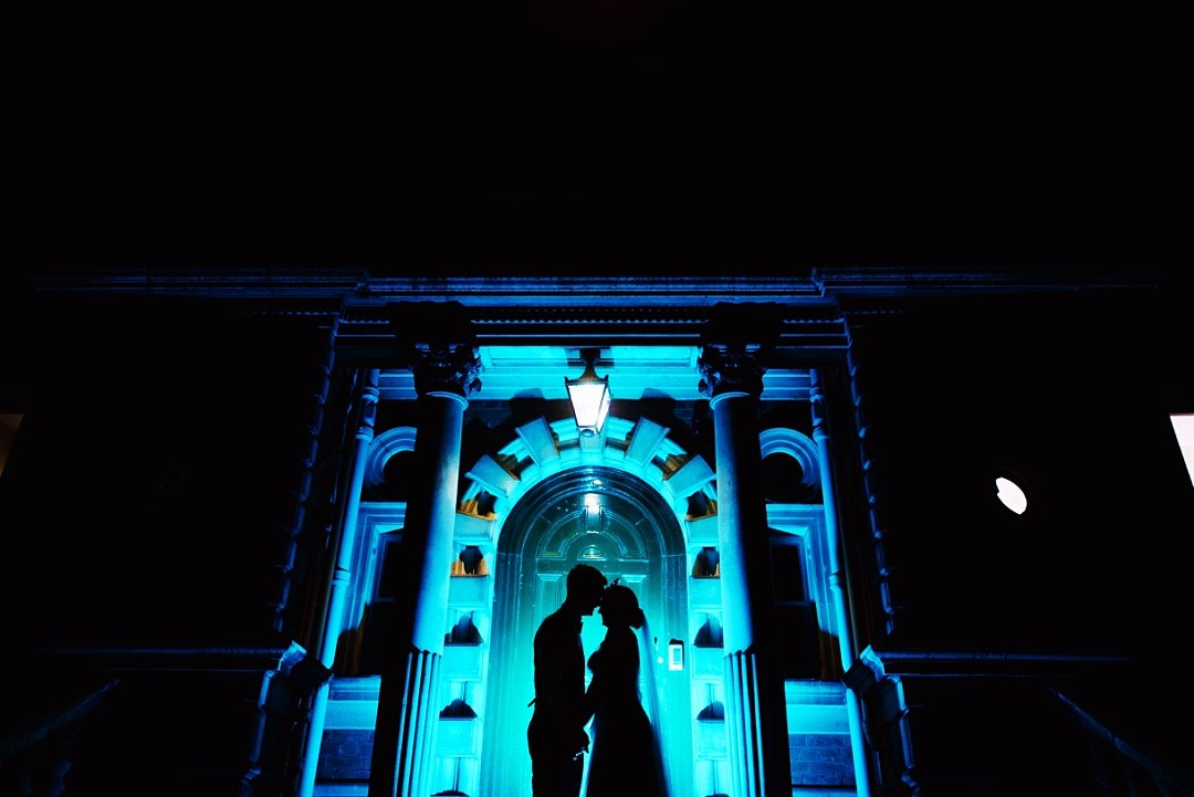 Royal Holloway Wedding