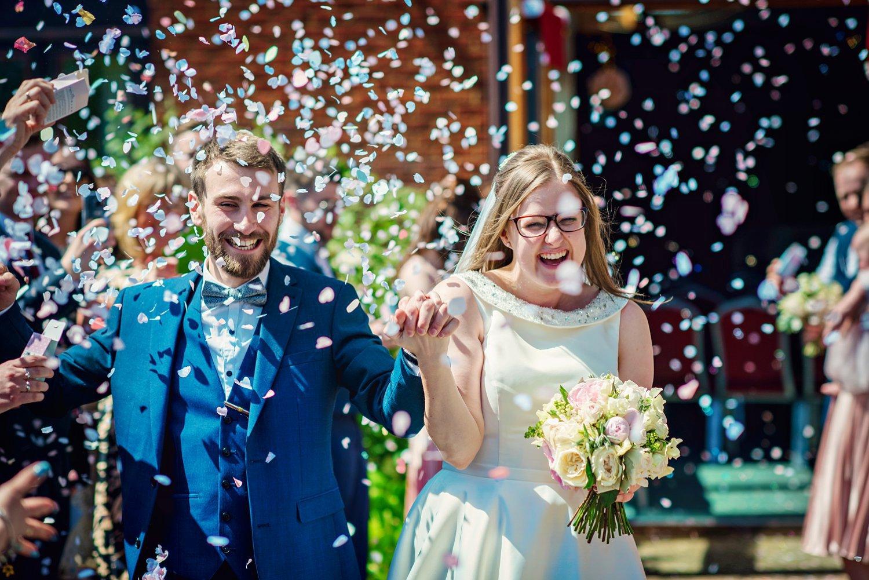 Deans Court Wedding - Scott and Sarah