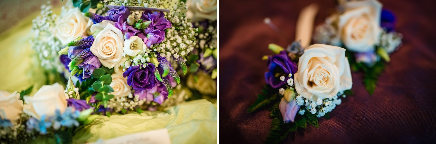 wedding flowers and buttonholes