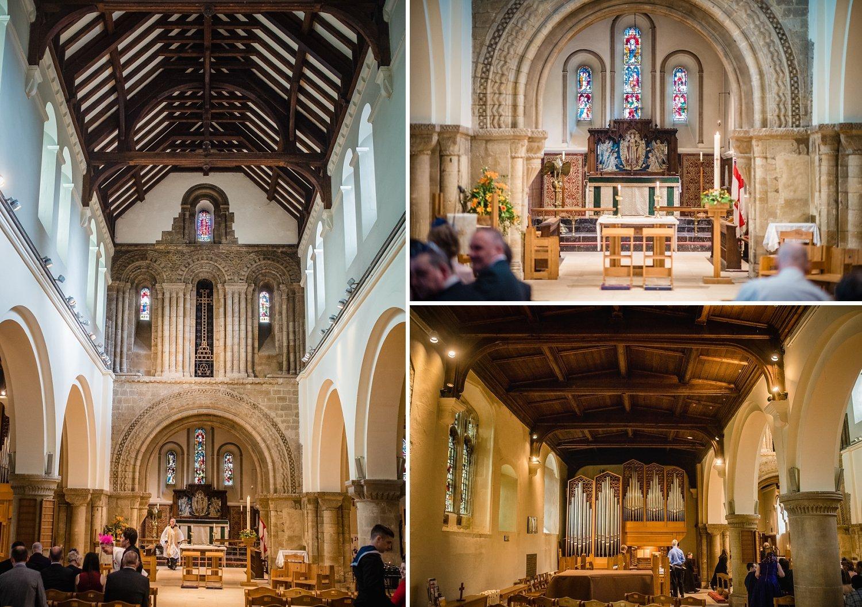 photos of inside the church
