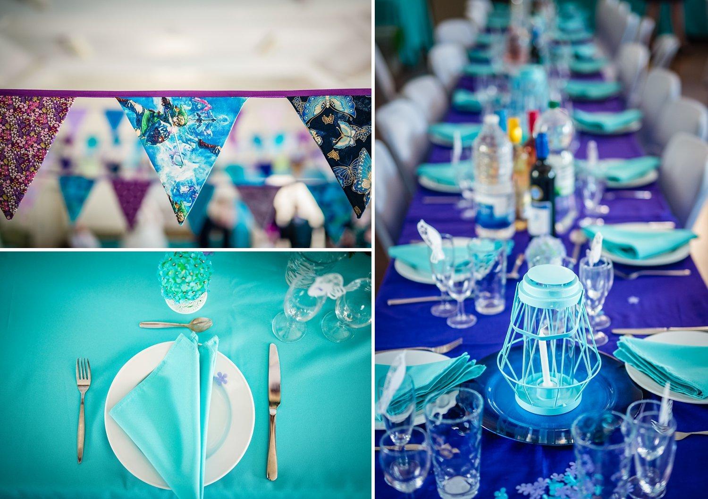 Petersfield Wedding Photography - decorations