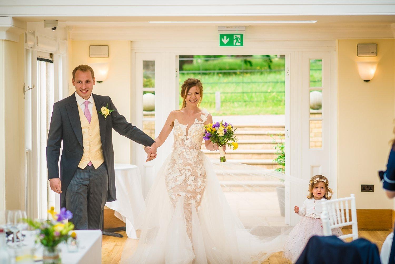 Fun-Filled wedding in Pembroke Lodge